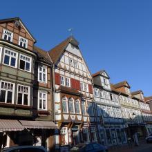 Wendland städtische Umgebung